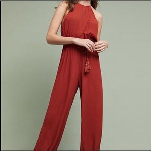 Anthropologie jumpsuit, new with tag